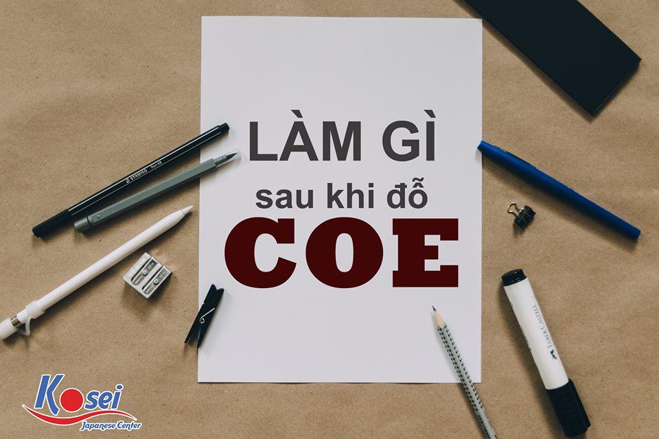 http://kosei.vn/do-coe-xong-thi-lam-gi-n1469.html