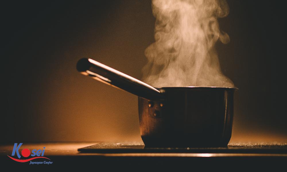 Từ vựng tiếng Nhật về nấu ăn