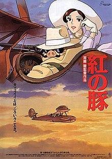 Phim hoạt hình Nhật Bản Chú Heo Màu Đỏ