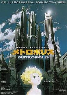 Phim hoạt hình Nhật Bản Thành Phố Kiểu Mẫu