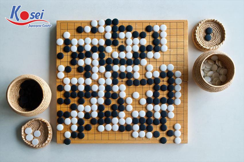 6 trò chơi trên bàn cờ (tabletop game) truyền thống của người Nhật.