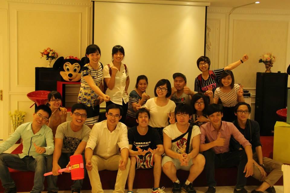 Câu lạc bộ học tiếng Nhật tại trung tâm tiếng Nhật Kosei