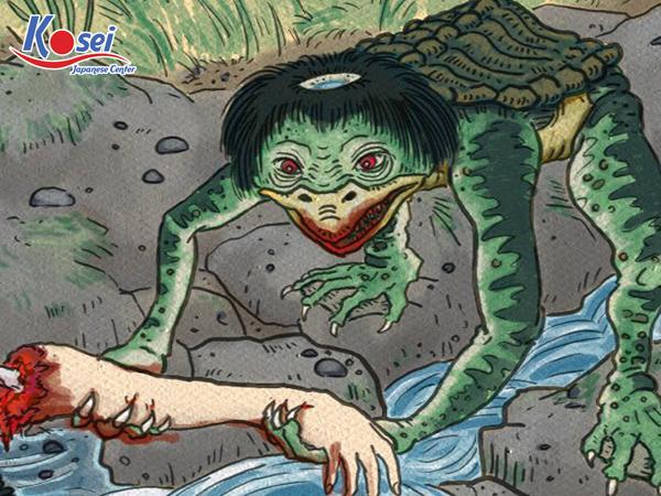 KHÁM PHÁ Bí ẩn thủy quái Kappa ở văn hóa Nhật Bản