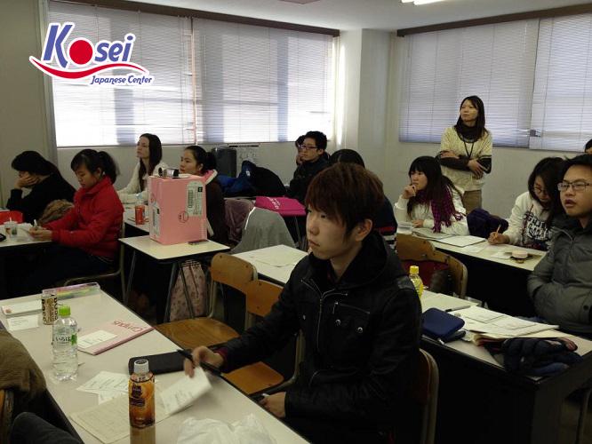 Giới thiệu Khoa tiếng Nhật Cao đẳng Kinh doanh Anabuki