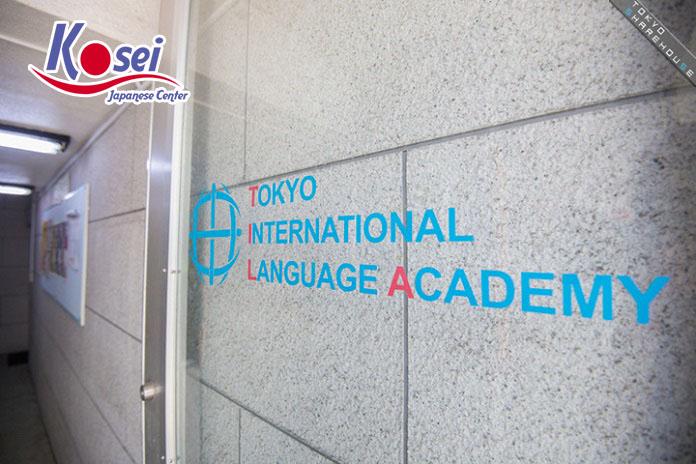 Giới thiệu trường học viện ngôn ngữ quốc tế Tokyo - Tokyo International Language Academy