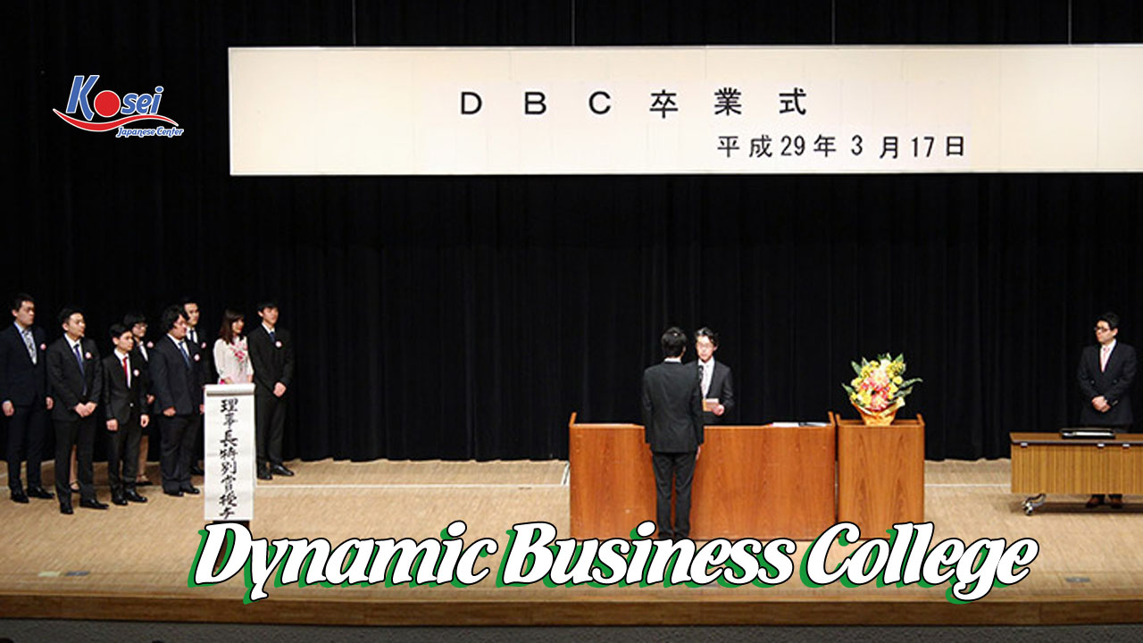 Dynamic Business College - Tự tin giao tiếp tiếng Nhật trong môi trường quốc tế