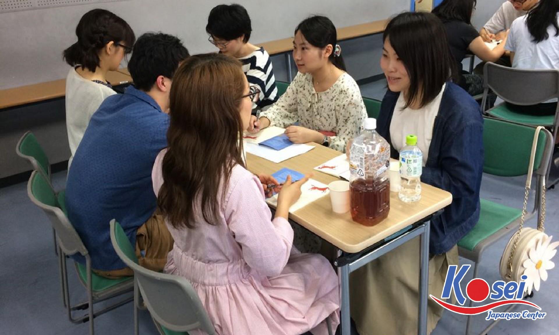 học viện Nhật ngữ Human