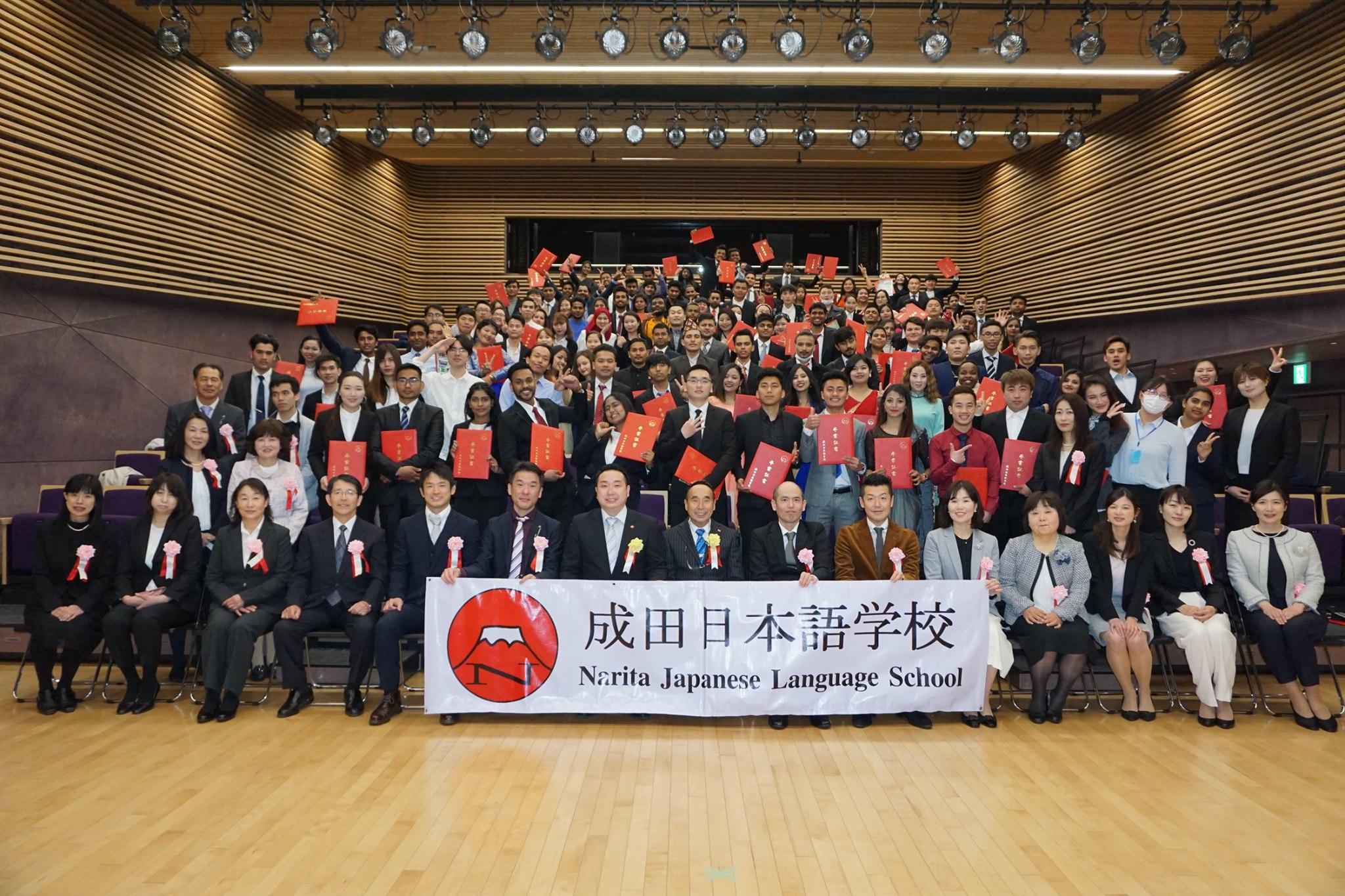 Học viện Nhật ngữ Narita - Lâu đài của ước mơ Nhật