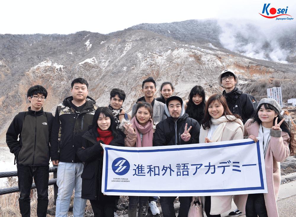Học viện ngoại ngữ Shinwa - Tiết kiệm thời gian, Đạt kết quả tốt nhất