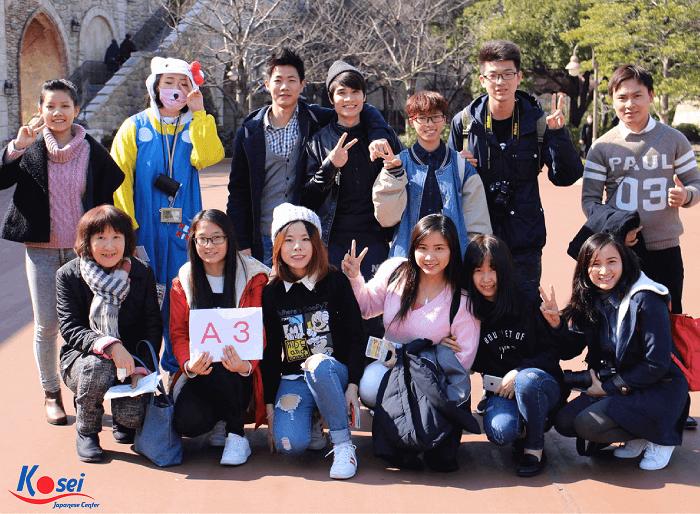 Học viện ngoại ngữ Shinwa