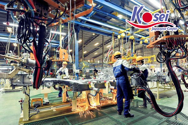 Từ vựng tiếng Nhật chuyên ngành: Công nghiệp