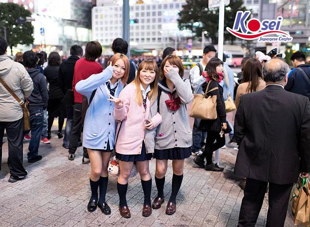 Từ vựng tiếng Nhật theo chủ đề: Thành phố