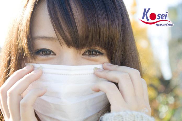 Từ vựng tiếng Nhật chủ đề: Triệu chứng bệnh