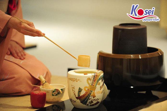 Giải mã ý nghĩa hàm ẩn trong nghệ thuật trà đạo Nhật Bản