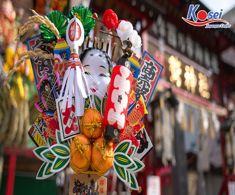 Trong tháng 11,  Nhật Bản không thể không nhắc đến lễ hội này