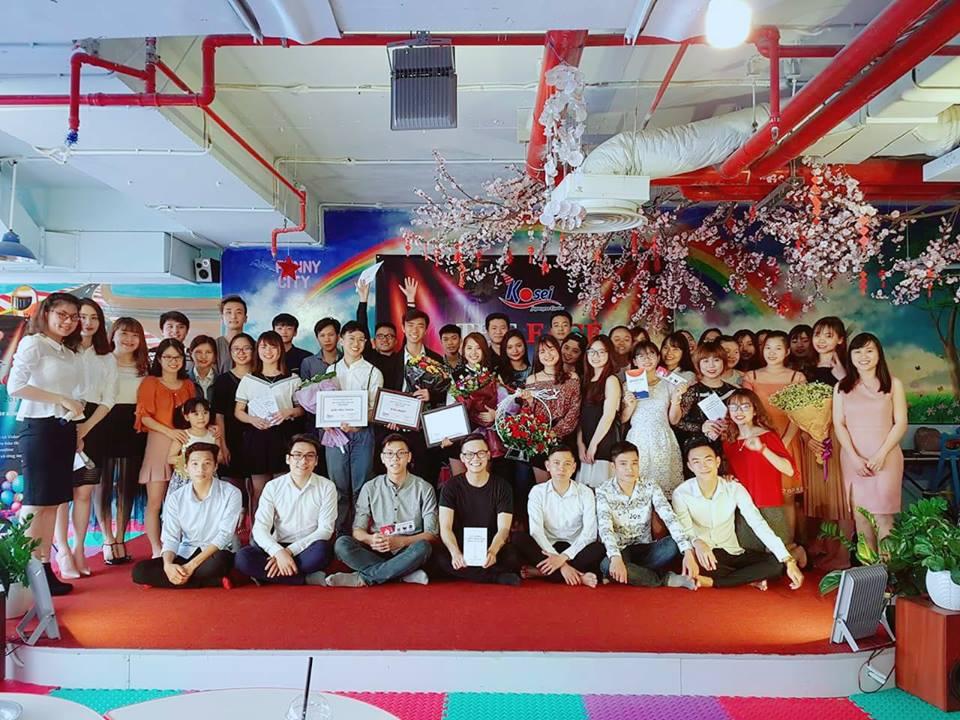 Trung Tâm Tiếng Nhật Kosei Tuyển Dụng Nhân Viên Marketing và Nhân Viên Tư Vấn Part-time/ Full-time 2019 (Không Yêu Cầu Kinh Nghiệm)