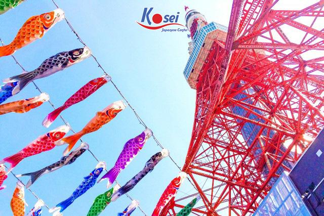 Nhật Bản tháng 5, Tháng ăn chơi nhảy múa!