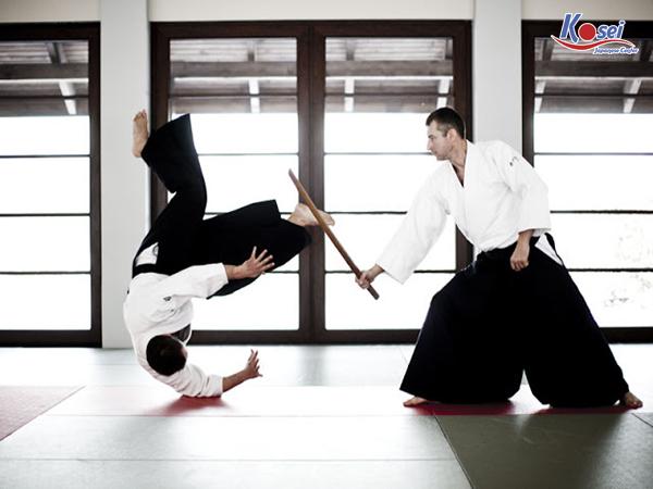 Khám phá môn võ Aikido của Nhật Bản, có dễ học?