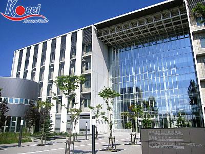 Giới thiệu Học Viện Nhật Ngữ Nissei ở Osaka