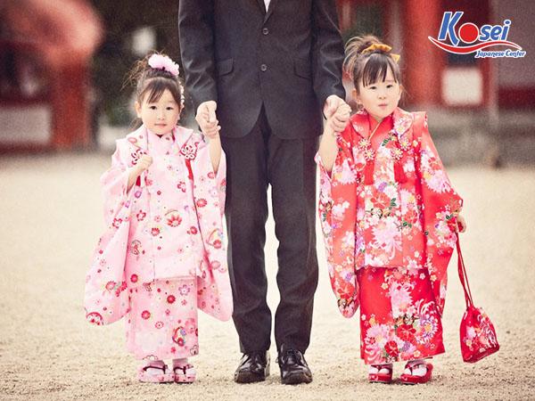 """Lễ hội nổi tiếng """"bảy - năm - ba"""" ở Nhật Bản dành cho trẻ em"""