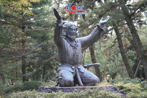 Tháng 11 vắng bóng các vị thần Nhật Bản, bạn có biết tên các vị thần?