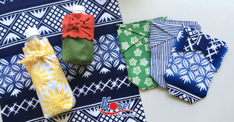 Tenugui, gói ghém văn hóa Nhật Bản trong những chiếc khăn tay