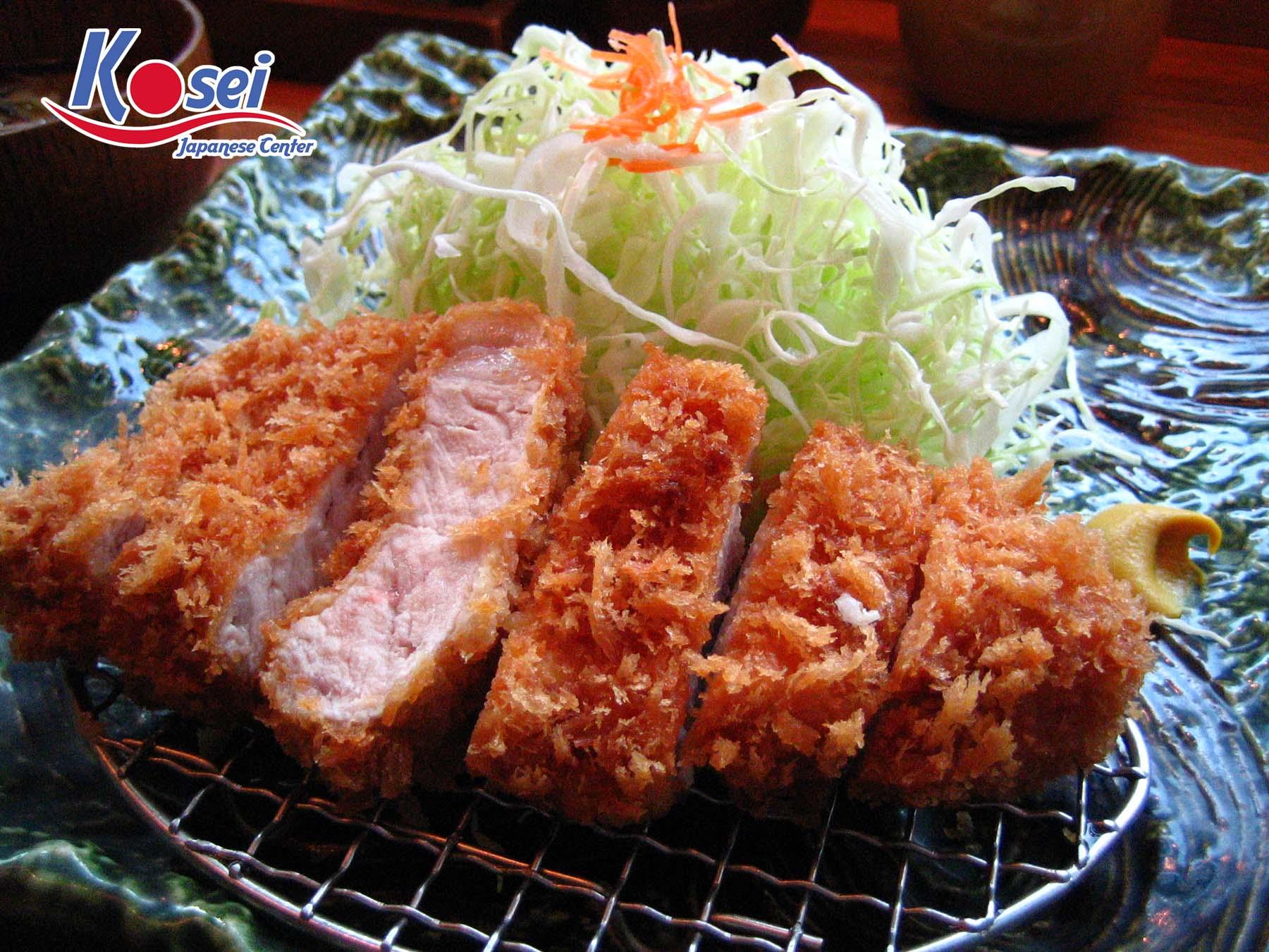 Muốn ăn thì lăn vào bếp, muốn học cách làm Tonkatsu chuẩn Nhật thì hãy theo dõi bài viết này!