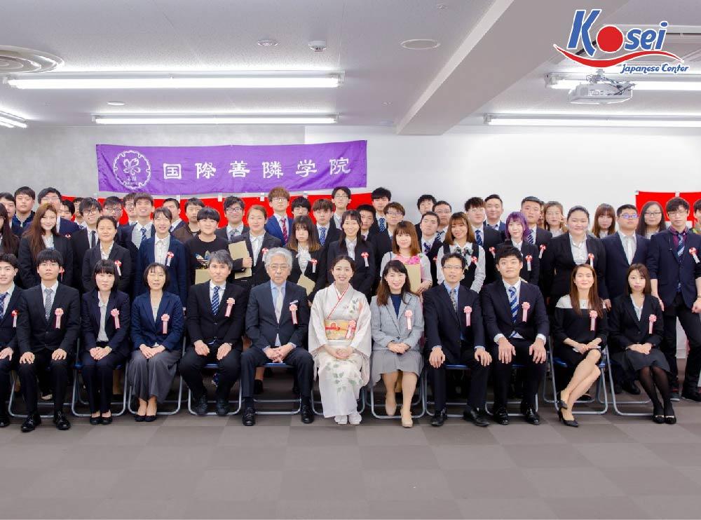"""Học viện quốc tế Zenrin – """"Ngôi nhà thứ hai tại Nhật bản của các du học sinh nước ngoài"""""""
