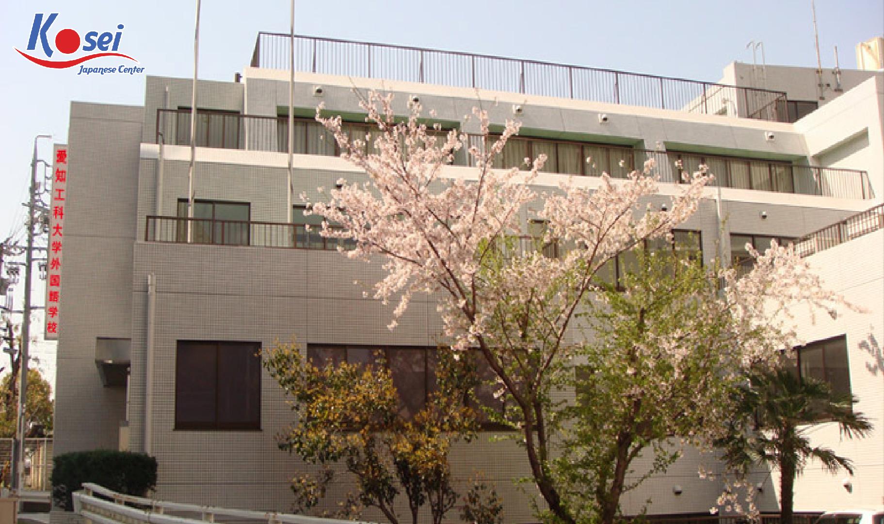 Học Nhật ngữ tốt nhất tại Nhật Bản - Viện Ngoại ngữ - Đại học Công nghệ Aichi