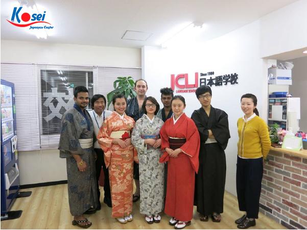 Trường Nhật ngữ JCLI - Xác định mục tiêu, tiến tới giấc mơ tiếng Nhật