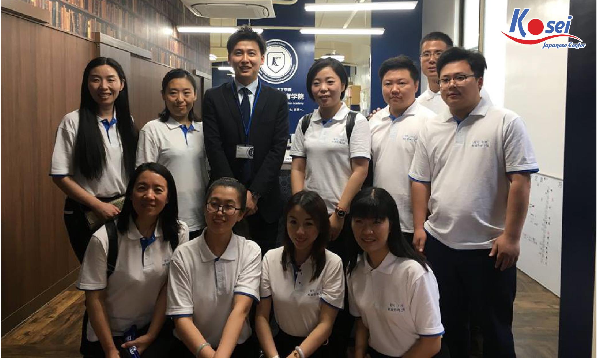 Tham quan trường học viện giáo dục quốc tế CANAAN tại Nhật Bản dành cho du học sinh Việt Nam