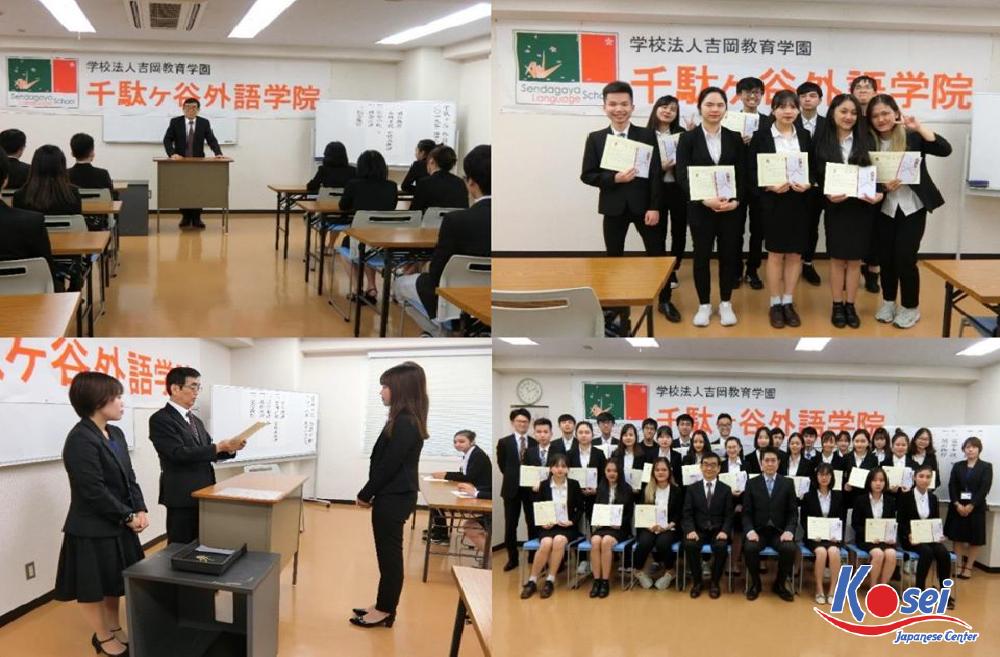 Trường Nhật ngữ Sendagaya ở Tokyo - Nơi dành cho du học sinh Việt Nam