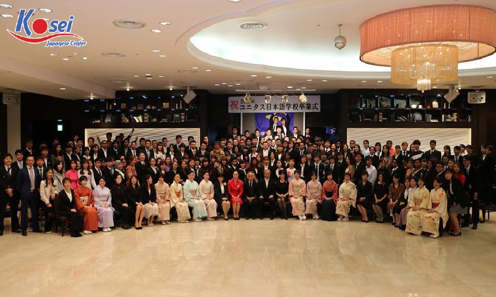 Trường Nhật ngữ Unitas ở Tokyo rất tốt cho du học sinh Việt Nam