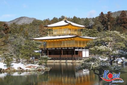 Những điều bạn cần phải biết về Chùa Vàng Nhật Bản Kinkakuji