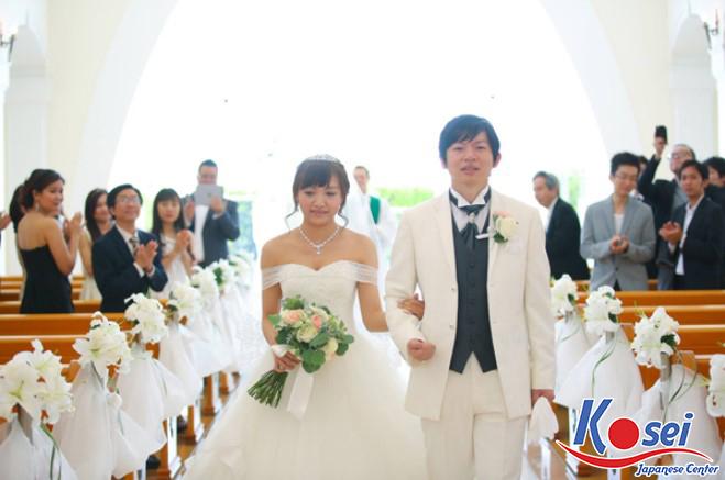 Đám cưới Nhật Bản ngày nay có gì đặc biệt so với xưa?