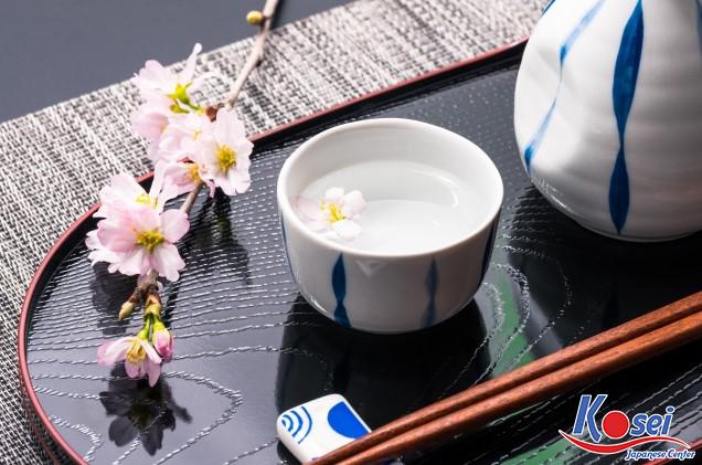 Rượu Amazake Nhật Bản - Món quà lý tưởng thưởng thức trong mùa đông