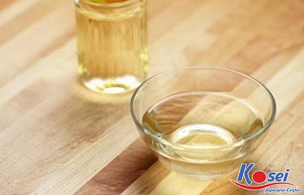 Rượu Mirin của Nhật - Loại gia vị trong nền ẩm thực Nhật Bản