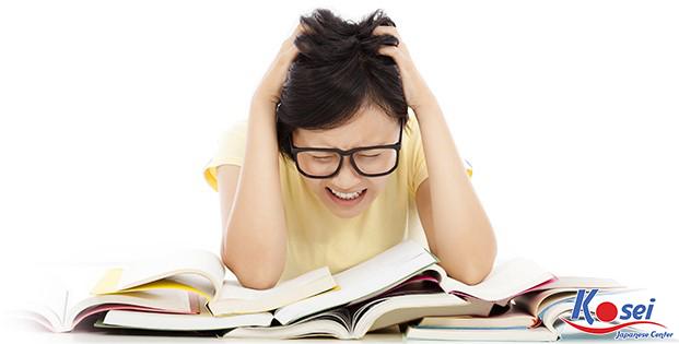 Tại sao học tiếng Nhật mãi không giỏi?