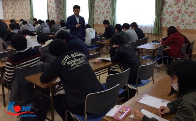 trung tâm tiếng Nhật