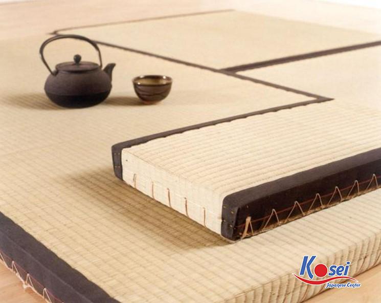 Bí mật chiếu Tatami Nhật Bản có thể bạn chưa biết!