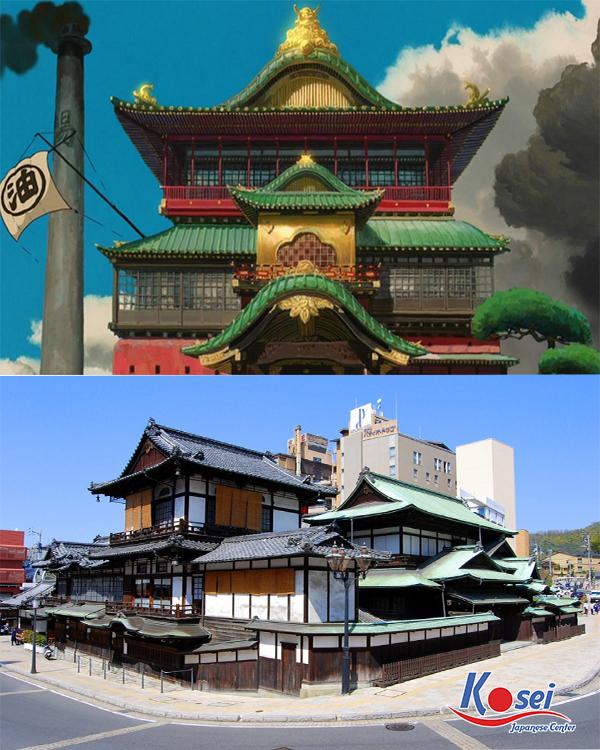những địa điểm có thật trong anime, địa điểm anime, địa điểm đẹp anime, địa điểm anime ở nhật, 8 địa điểm đẹp trong anime
