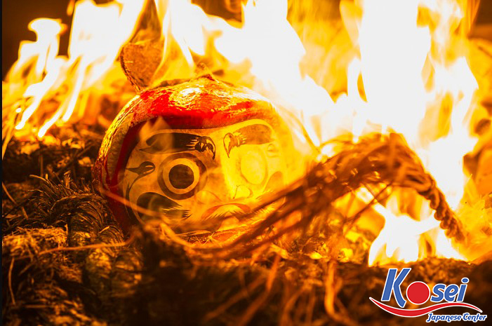 Dondo-Yaki - Lễ hội đốt bùa truyền thống Nhật Bản có 1 không 2!