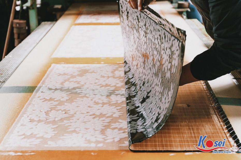 giấy washi là gì, giấy washi, giấy washi nhật bản, ứng dụng của giấy washi