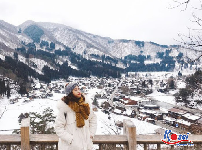 làng shirakawago, làng cổ shirakawago mùa đông, làng cổ shirakawago ở đâu, kinh nghiệm đi làng cổ shirakawago, cách đi đến làng cổ shirakawago từ tokyo