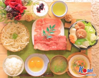 lẩu sukiyaki nhật bản, sukiyaki là gì