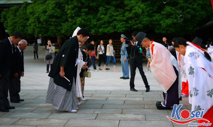 văn hóa giao tiếp Nhật Bản