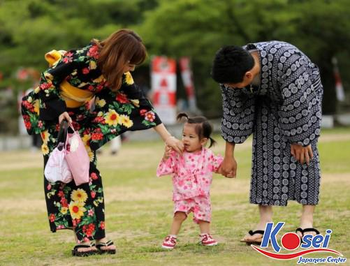 Những điều thú vị trong trang phục Yukata Nhật Bản mà bạn nên biết!