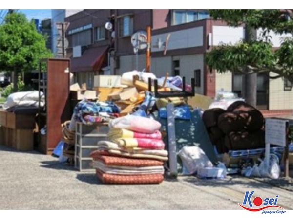 mua tem vứt rác ở nhật, hướng dẫn mua tem vứt rác ở nhật, tem vứt rác nhật bản, tem vứt rác ở nhật