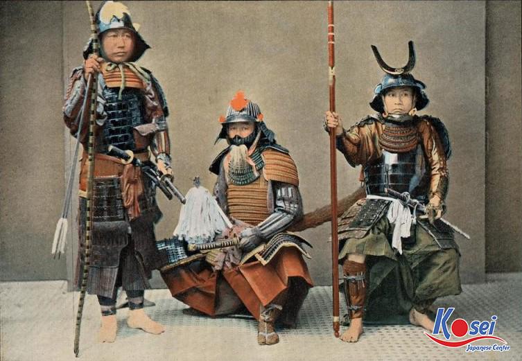 Tinh thần võ sĩ đạo linh hồn của Nhật Bản