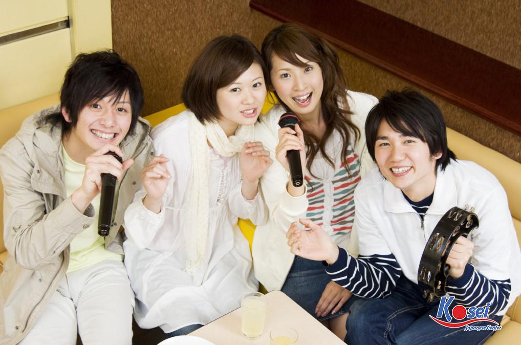 karaoke tại nhật, karaoke ở nhật, quán karaoke ở nhật bản, đi karaoke ở nhật, hát karaoke ở nhật